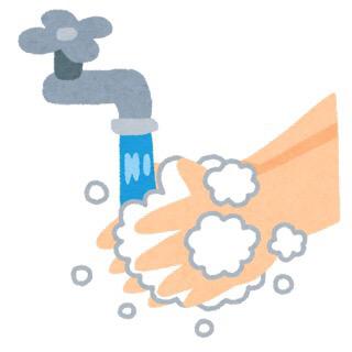 手洗いの画像